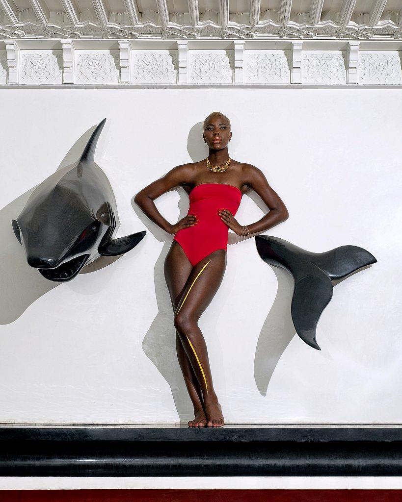 Modele: Keyna Diouf