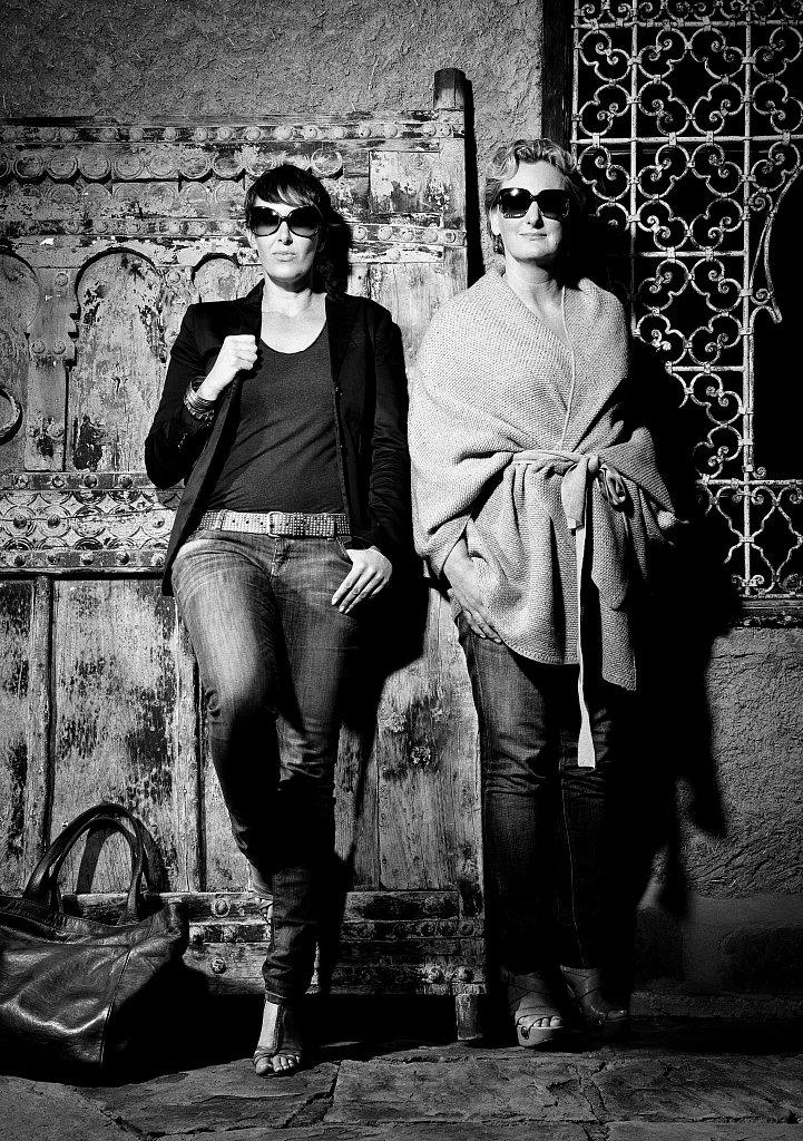 Sandra et Ines