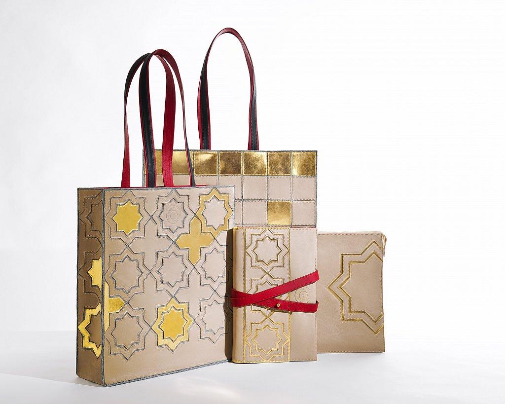 Ligne de sacs pour homme et femme