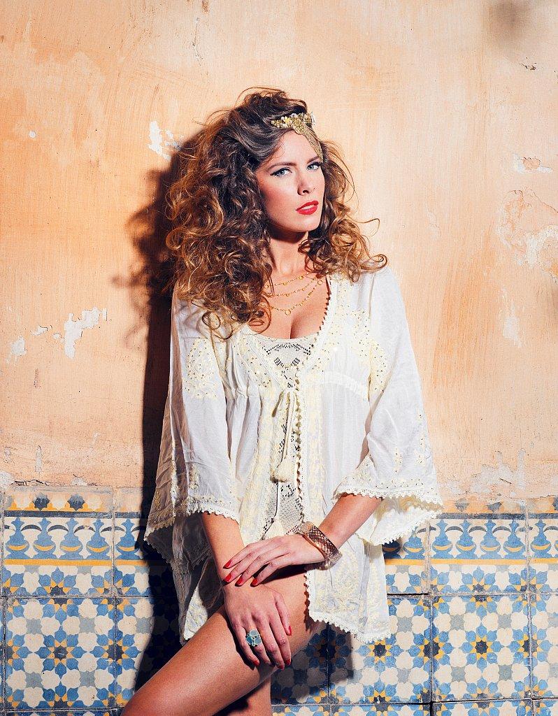 Modele: Simona Viciute