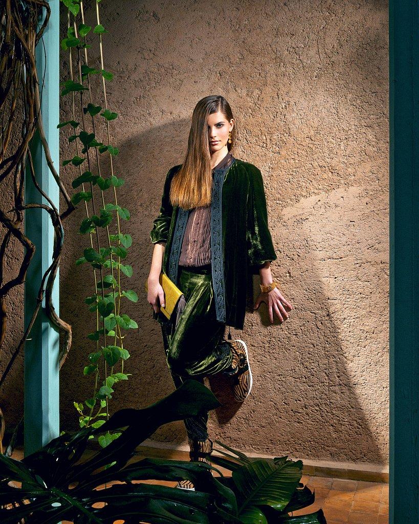 Magazine Madame a Marrakech