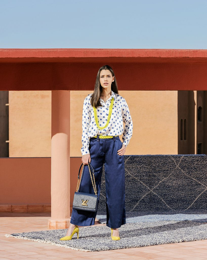 Modele: Manal Benmalek