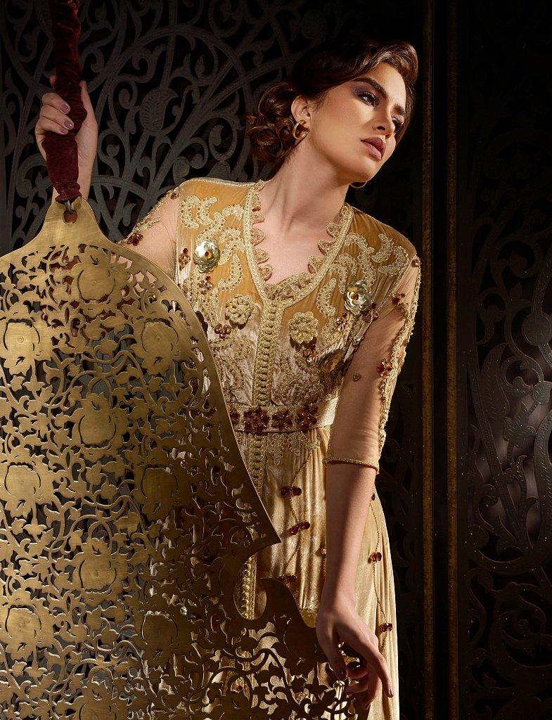 Modele: Hafssa Bahajji