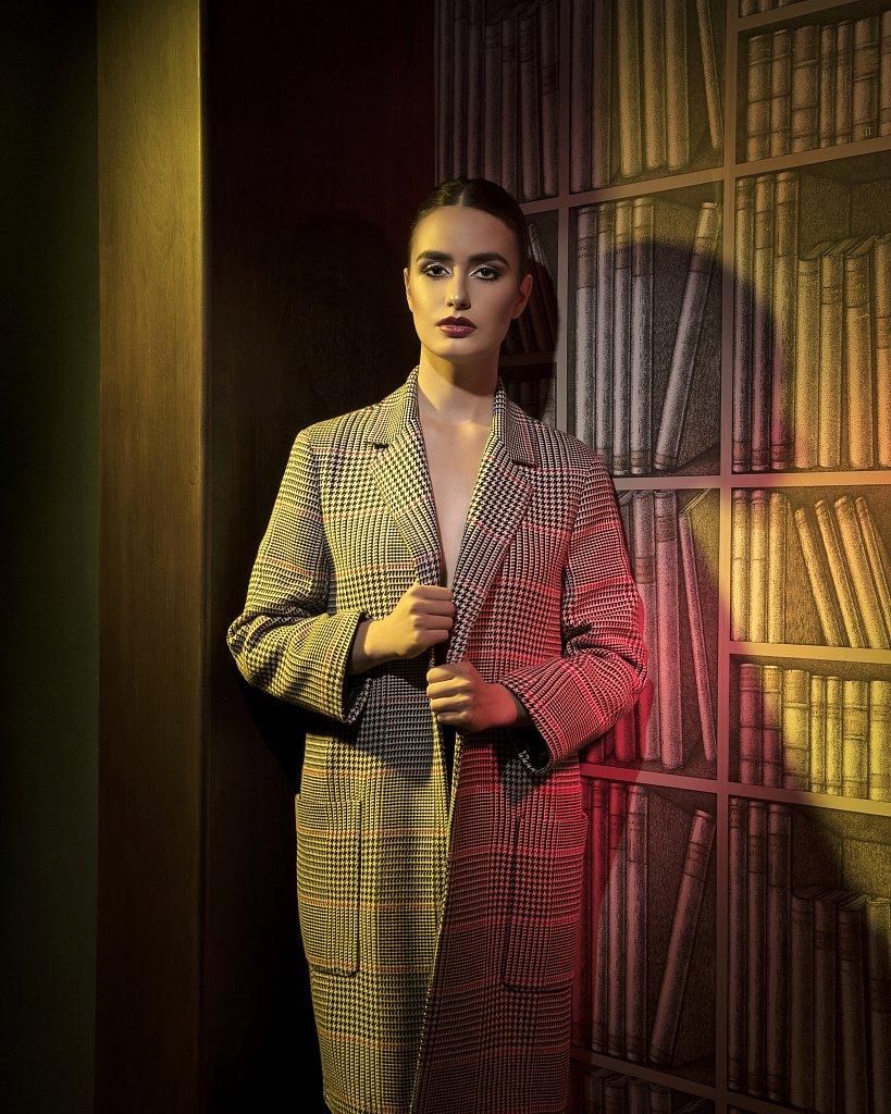 Modele: Amina Coghlan