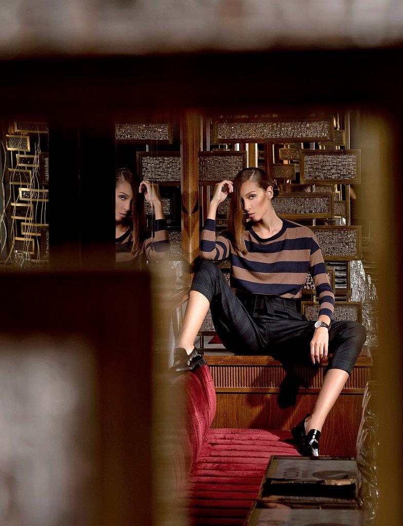 Modele: Camelia El Ghazi